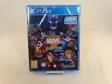 MARVEL VS CAPCOM INFINITE SONY PS4 PLAYSTATION PAL EUR ITALIANO NUOVO SIGILLATO