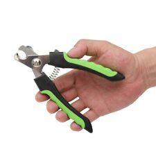 Dog Claw Trimmer Clippers with Sharp Blades Professional Heavy Duty with File