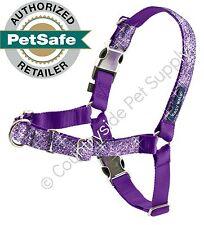 PetSafe Bling EasyWalk Harness Medium Purple Bling