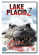 Lake Placid 2 (DVD, 2008) freepost in very good condition