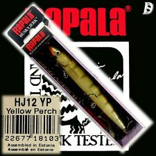 Vintage  Rapala Husky Jerk 12cm YP NEU&OVP Estland nicht mehr lieferbar