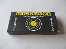 Muskegon Piston Ring set fit Ford Mercury Mazda 1.3L (PS1914040)