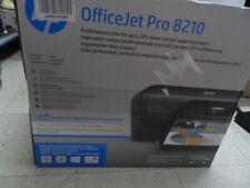 HP OfficeJet Pro 8210 USB, Wireless Inkjet Printer New Sealed