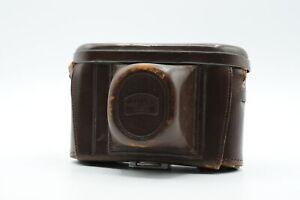 Contax II (543/24) Rangefinder Film Camera Body Late w/Case [Parts/Repair] #283