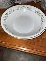 """VIntage Bell Flower Fine China 9"""" Fruit/serving bowl Japan 2999"""