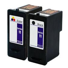 Cartouches d'encre noir pour imprimante Dell