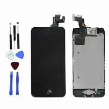New Black LCD Touch Screen Digitizer Assembly Replacement for iPhone 5c Toolkit
