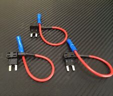 5x Fuse Tap Add-A-Circuit for Mini Blade Style Fuses ATM Fuse Adapter FTMATC(5)