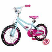 """Bambini Stabilizzanti 12-20"""" rotelle LED Bicicletta  lampeggiante Formazione"""