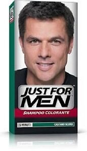Just for Men Shampoo Died Shampoo Color Dye Man Color Gray 5 Minute