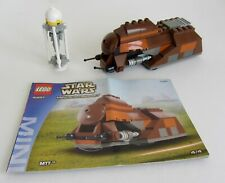 Lego Star Wars 4491 Mini Trade Federation Mtt-Set Vintage