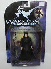 Barbarocious Collectible Warriors of Virtue Action Figure 1997 Play'em Toys 1