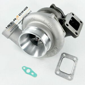 Turbo Charger GT3582 Com AR.70 AR.63 Water Cold 4Bolt T3 flange 400-600HP TO4E