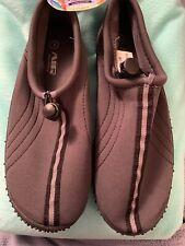 AIR BALANCE Dark Gray Men's Aqua Water Shoes Sz 8 ABA015M NWT