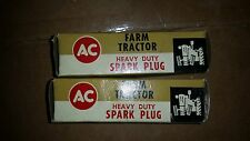 AC Spark Plug TC83 nos set of 2 Brand new