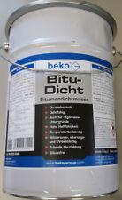 ***ORIGINAL beko*** Bitu Dicht Bitumendichtmasse Bitumenspachtel 6 kg