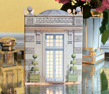 Architectural Watercolors LE PAVILLON Paper Table Lantern 01108 FRENCH PAVILION