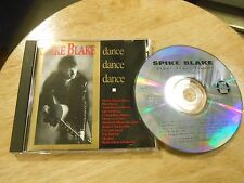 Spike Blake CD Dance Dance Dance 1993 Stress Records KCMO Signed by Artist