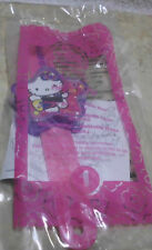 McDonald's Happy Meal 2008 HELLO KITTY PURPLE  STAR WATCH  #1