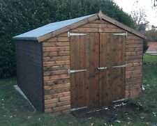 12ft X 10ft Heavy Duty Apex Shed