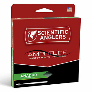 Scientific Anglers Amplitude Smooth Anadro Fly Line with AST Plus
