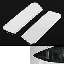 For 2015 Vezel HRV HR-V Rear Door Handle Catch Cover Trim ABS Decoration 2Pc