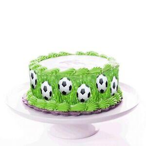 Fiori E Decorazioni Di Zucchero Sul Calcio Per Torte E Dessert Acquisti Online Su Ebay