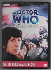 Doctor Who Tom Baker The Sontaran Experiment Story #77 Dvd Region 1