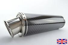 Honda VFR800 14-16 SP Engineering Carbon Fibre Round Big Bore XLS Exhaust