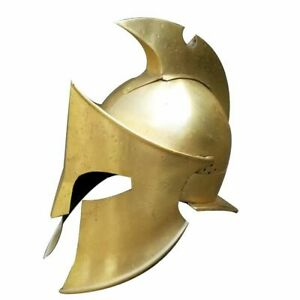 New Metal Fully Wearable Gladiator Roman/Persian Arena Knight Armour Helmet Gift