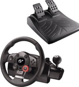 Logitech Driving Force GT ★ Volante de Carreras y Pedales ★ BIEN 100% OK ★