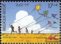 Belgien 2946 (kompl.Ausg.) postfrisch 2000 Rotes Kreuz