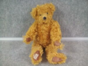 Deans Rag Book Co Ltd Teddy no 159, Jointed With Noise Box.