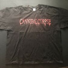 OLD CANNIBAL CORPSE KILL SHIRT XXL 2006 DEATH METAL