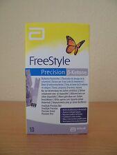 FREESTYLE Precision * Beta Ketone * Blutketon -Teststreifen * NEU & OVP *