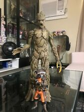 Hot Toys GOTG Vol 1 Rocket and Groot set BIB