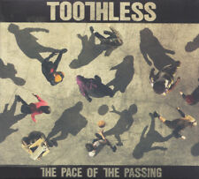 TOOTHLESS The Pace Of The Passing 2017 10-track digipak CD album NEW/SEALED