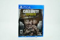 Call of Duty WWII: Playstation 4 [Brand New] PS4