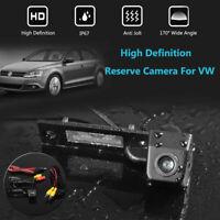 CCD Car Reverse Camera 170° Angle For VW Golf Jetta Passat T5 T5.1 Skoda Superb