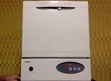 """Haier 18"""" Compact Table-Top Dishwasher – Model Hdt18Pa"""