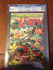 x-men 95 cgc 9.0 3rd appearance of the new x-men