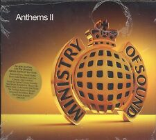 Ministry Of Sounds Anthems CD box NEW 3-disc set Martin Solveig