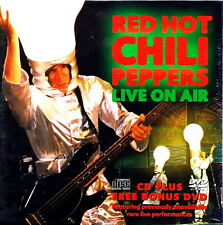 RED HOT CHILI PEPPERS - LIVE ON AIR Rare Performance CD+DVD Limit Edition IMPORT