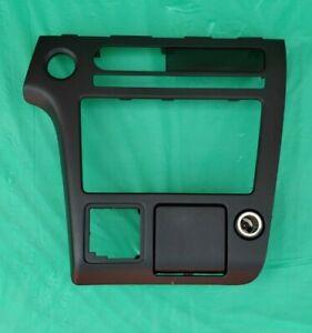 2001-2004 Nissan Pathfinder INFINITI QX4 dash radio bezel Ash Tray OEM Black