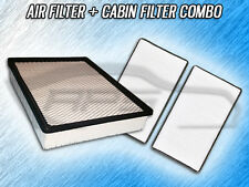 AIR FILTER CABIN FILTER COMBO FOR 1999 2000 2001 2002 GMC SIERRA 1500 2500