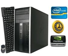 HP Gaming PC Desktop- GeForce GTX 1050, 12GB RAM, 1TB, Win10, WARRANTY, 3.0Ghz