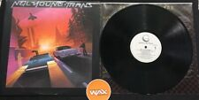 Neil Young - Trans (1982) Rock / Synth Pop Lp Typo Inner Sleeve Vg+ Vinyl Record