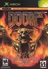 Doom 3: Resurrection of Evil (Microsoft Xbox, 2005) item2959