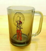Vintage Southeast Missouri State University Homecoming 1983 Beer Glass Indians