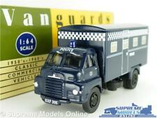 Bedford S Type Lorry Truck Model Police 1 64 Scale Va8009 Lledo Vanguards K8